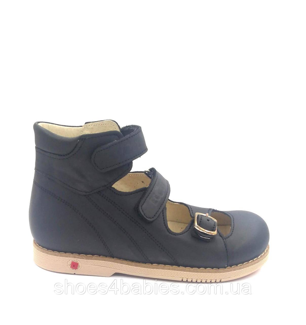 Туфли ортопедические для вальгуса р. 20 - 32 Ecoby (Экоби) 108M