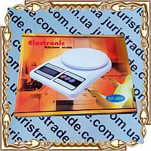 Весы кухонные Electronic SF-400 7 кг.