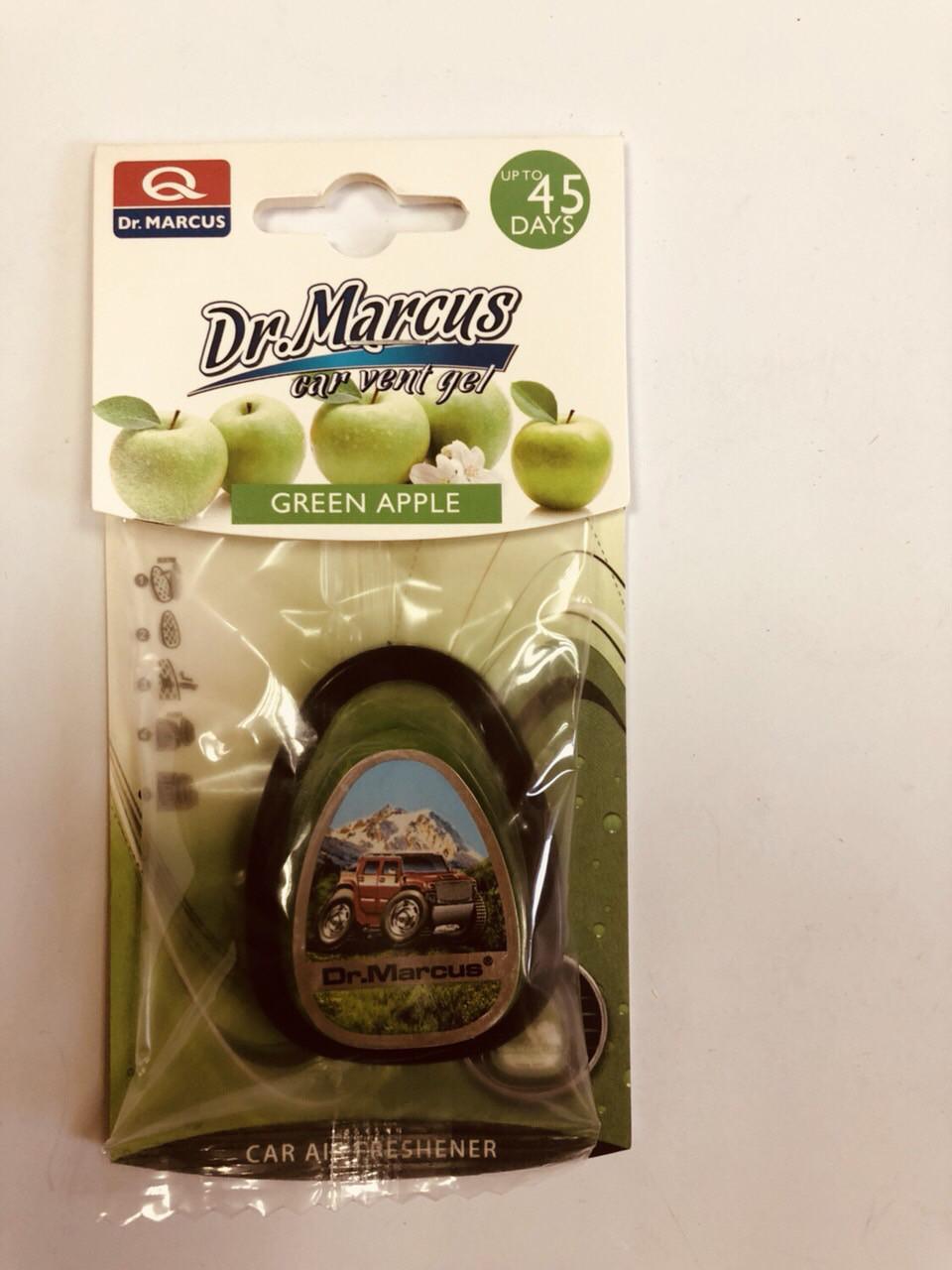 Ароматизатор на решетку яблоко  Dr Marcus Car Vent Gel