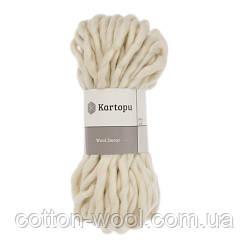 Kartopu Wool Decor шерсть толстая ровница 1073