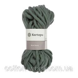 Kartopu Wool Decor шерсть толстая ровница 1402