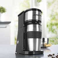 Кофеварка с чашкой-термосом + чашка - термос в подарок!!! Германия! , фото 1