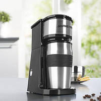 Кофеварка с чашкой-термосом + чашка - термос в подарок!!! Германия!