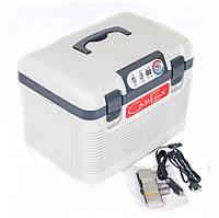 Автохолодильник CarEx RI-19-4DA, 19 л(12V/24V/220V)