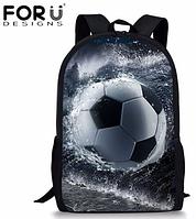 Школьный 3D рюкзак для мальчика 44х28см , фото 1
