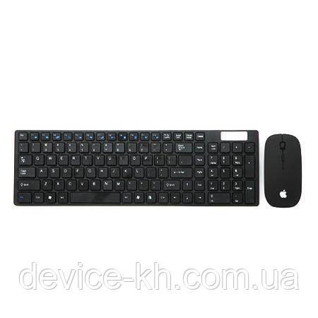 """Беспроводная клавиатура + мышка """" Apple K688"""