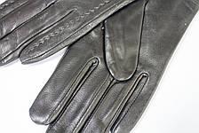 Женские кожаные перчатки 401s1, фото 3