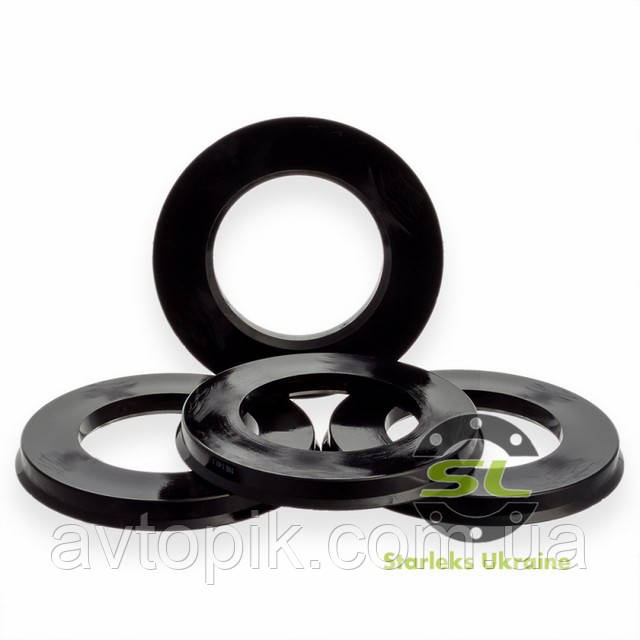 Кольцо центровочное 56.6 / 54.1 Термопластик 280°C
