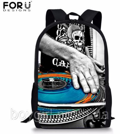 931dd704fdc6 Школьный рюкзак с 3D принтом 44х28см : продажа, цена в Киеве ...