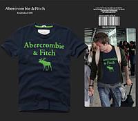 Футболка известного бренда  Abercrombie&Fitch (M)