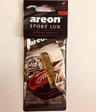 Ароматизатор капсула листочек Areon Sport Lux carbon