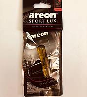 Ароматизатор капсула листочек Areon Sport Lux platinum