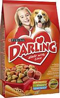 Сухий корм для собак Purina Darling зі смаком птиці і овочів 3 кг.