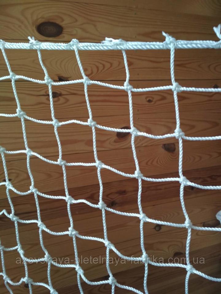 Сетка для хоккея 40мм х 40мм, 3,1мм