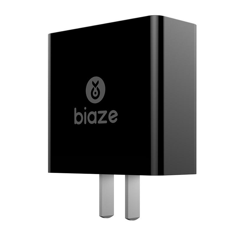Зарядное устройство 3-портовый USB с цифровым дисплеем Biaze V\A