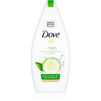 Зволожуючий крем-гель для душу Dove cucumber & green tea scent 500 мл