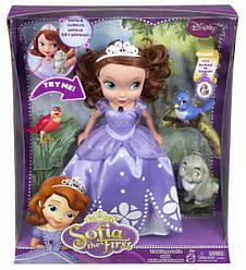 Лялька Дісней Софія з вихованцями - Sofia First Friends and Animals