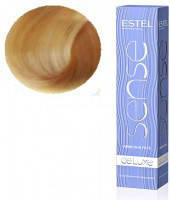 Полуперманентная крем-краска Estel Professional Sense De Luxe, 60 ml 10/13 Светлый блондин пепельно-золотистый