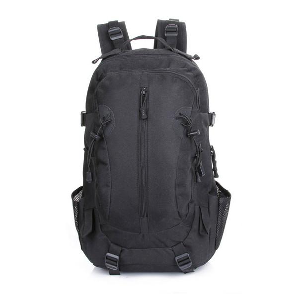 Тактический штурмовой военный туристический рюкзак PROTECTOR PLUS S412 35 л Черный