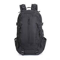 Тактический штурмовой военный туристический рюкзак PROTECTOR PLUS S412 35 л Черный, фото 1