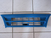 Решётка радиатора декаративная синяя JAC 1020 (Джак)