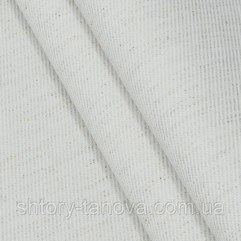 Водоотталкивающая ткань, однотонный белый
