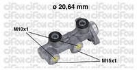 Цилиндр тормозной главный D=20.64Ланос (KLAT) 05/97- Cifam, 202-507