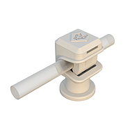 Тримач дроту Сlip М8 сірий Pl  код H01/8 актикул leolightman 301089