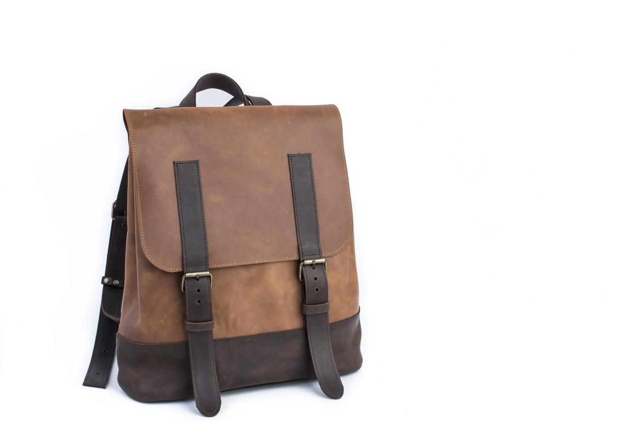 ebd24ba81826 Практичный рюкзак из натуральной кожи, кожаный портфель: продажа ...