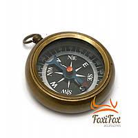 Карманный компас брелок Royal Navy