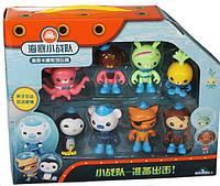 Игрушки Октонавты в подарочной коробке (OCTONAUTS), 8 шт
