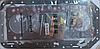 Прокладки двигателя набор (сальники, манжеты) Jac 1020K (KR), Foton 1046 YSD490Q 2,54L