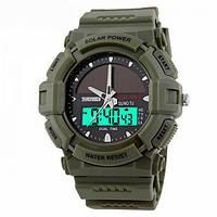 Тактические часы SKMEI SOLAR 1050