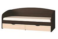 Кровать Комфорт с выдвижными ящиками (1940х850х850)