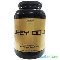 Протеин Ultimate Nutrition Whey Gold (908 г) ультимейт нутришн вей голд