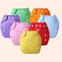 Подгузник детский многоразовый , разные цвета