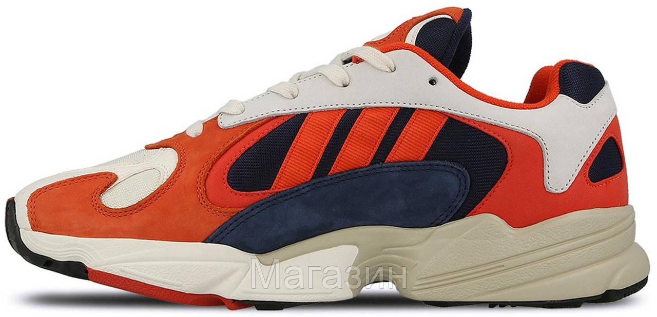 Мужские кроссовки Adidas Yung-1 Адидас Янг 1