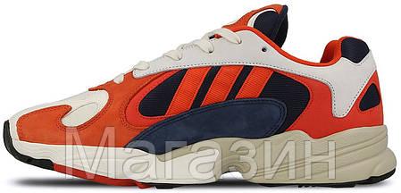 Мужские кроссовки Adidas Yung-1 Адидас Янг 1, фото 2