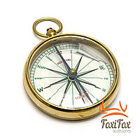 Подарочный компас из бронзы London
