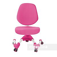 Детское компьютерное ортопедическое кресло  FunDesk Buono розовый, фото 1