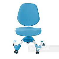 Детское компьютерное ортопедическое кресло  FunDesk Buono голубой, фото 1