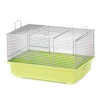 Клетка/бокс для мыши ™️ InterZoo MOUSE SQUARE из цинка G023E (360*240*230 мм)
