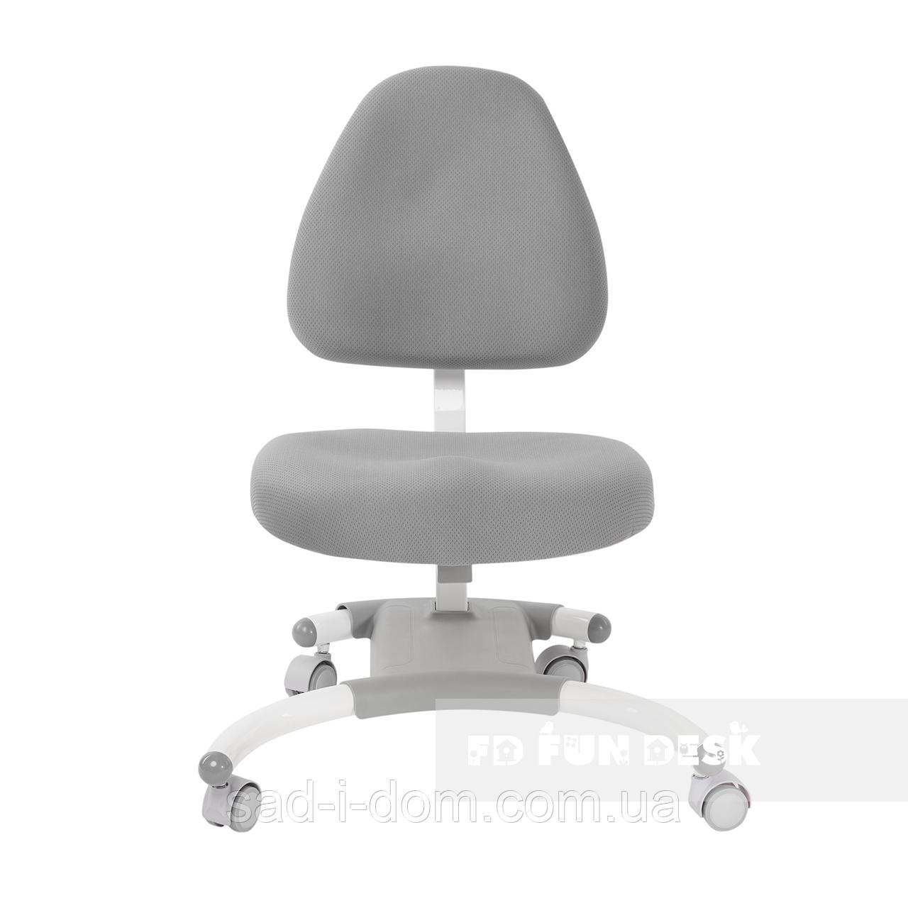 Детское компьютерное ортопедическое кресло  FunDesk Ottimo Grey