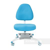 Детское компьютерное ортопедическое кресло FunDesk Ottimo, голубое, фото 1
