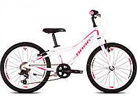Велосипед Drag 20 Little Grace TY-16 Бело/Розовый 2017, фото 1