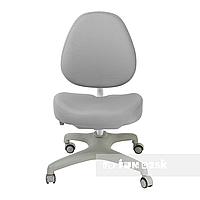 Детское компьютерное ортопедическое кресло FunDesk Bello I, серое, фото 1
