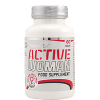 Biotech nutrition Active woman 60 tab