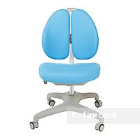 Детское компьютерное ортопедическое кресло FunDesk Bello II голубое, фото 1