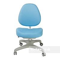 Детское компьютерное ортопедическое кресло FunDesk Bello I, голубое, фото 1