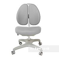 Детское компьютерное ортопедическое кресло  FunDesk Bello II, серое, фото 1